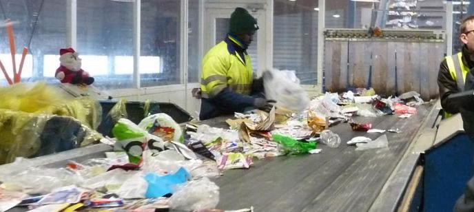 Être technicien en traitement de déchets