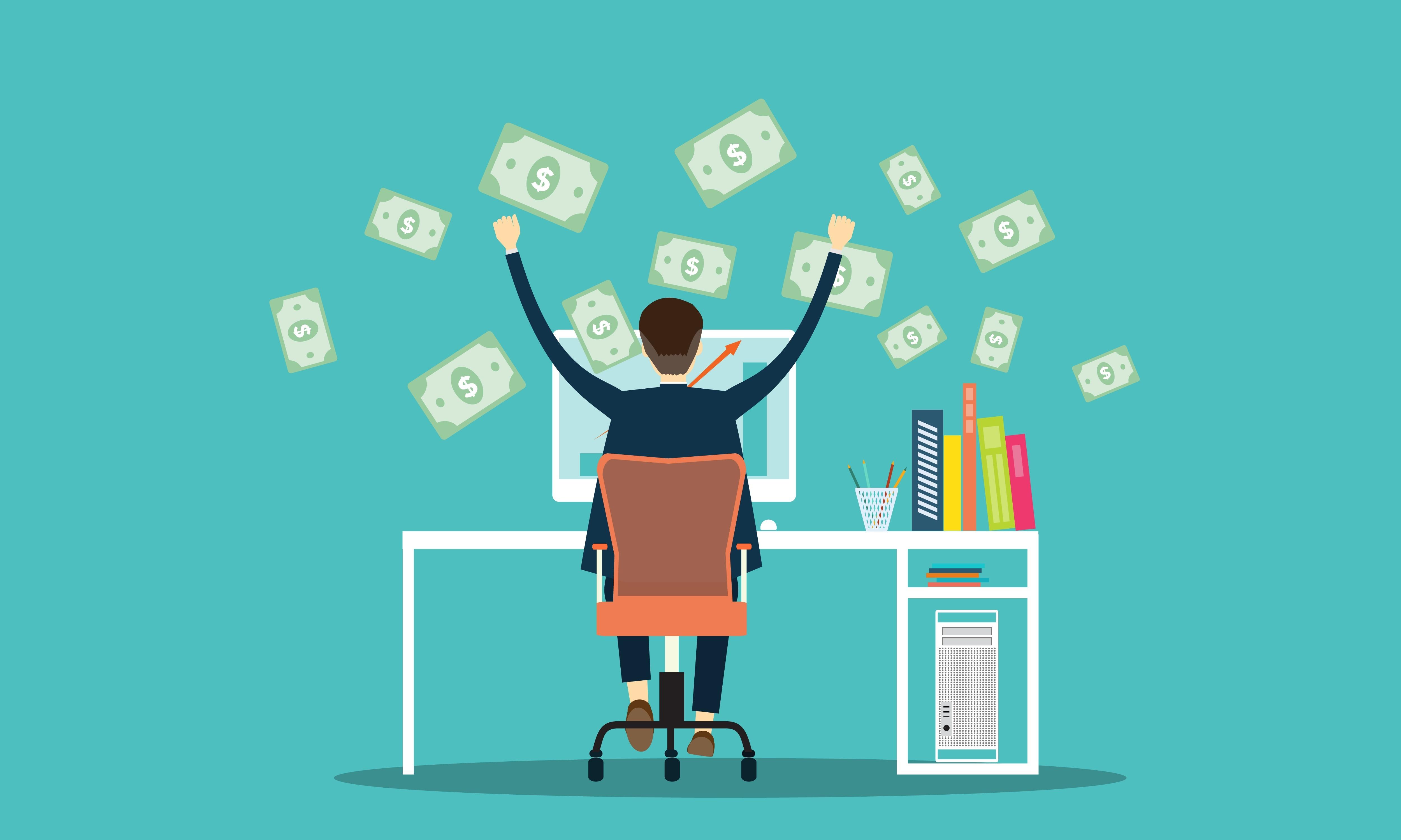 Internet et la rentabilité de l'entreprise